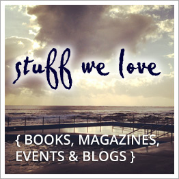 BLOG: Stuff we love