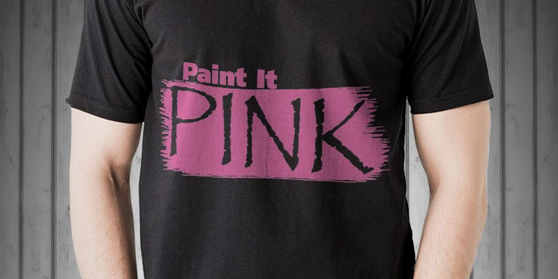 paint it pink logo