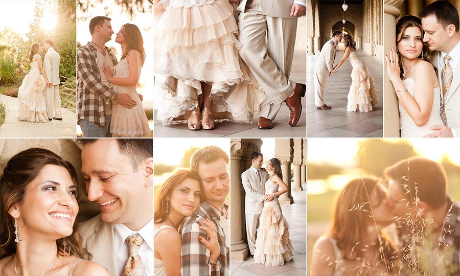 Tenth anniversary shoot peninsula couples photographer modern