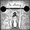 Be Strong - Illustration