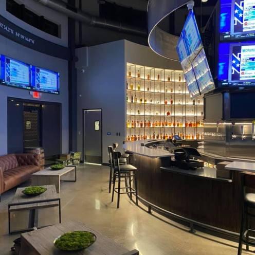35N FB bar area