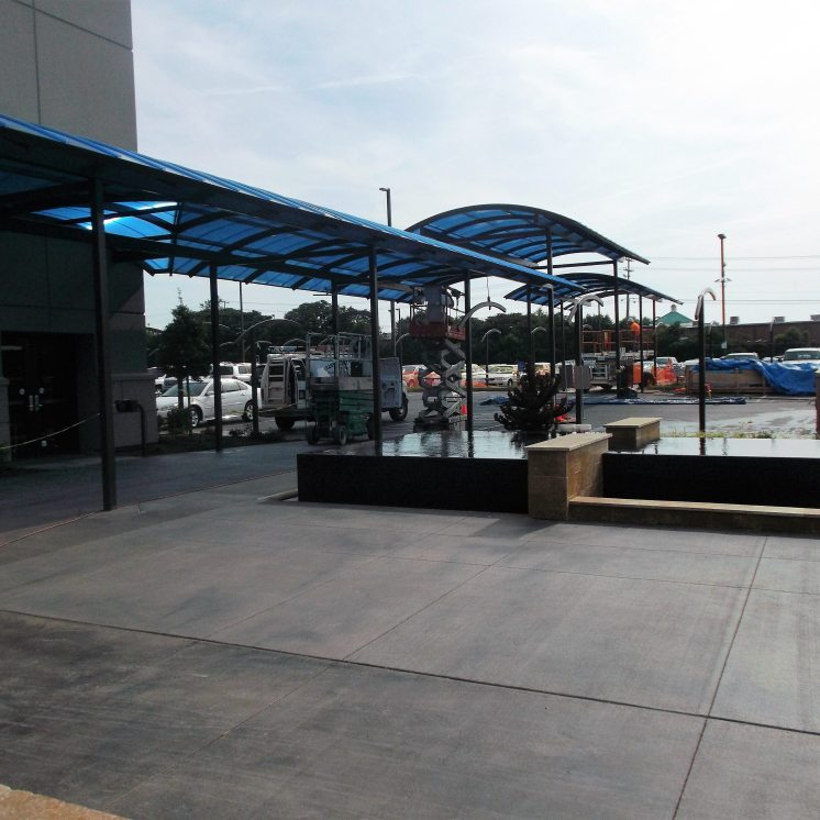 Pool Plaza