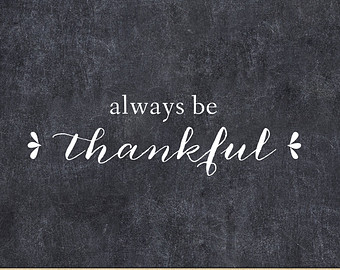 thankful nts20