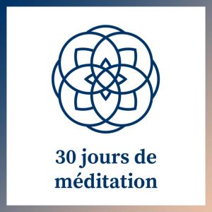 vignette coffret 30 Jours de méditation