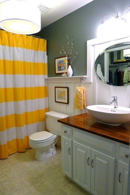 12 Sensational Standard Sized Bathrooms  Jenna Burger