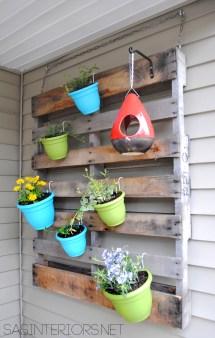 Diy Vertical Pallet Garden - Jenna Burger
