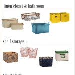 Savvy Storage Solutions Using Baskets Jenna Burger
