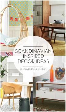 scandinavian inspired decor ideas