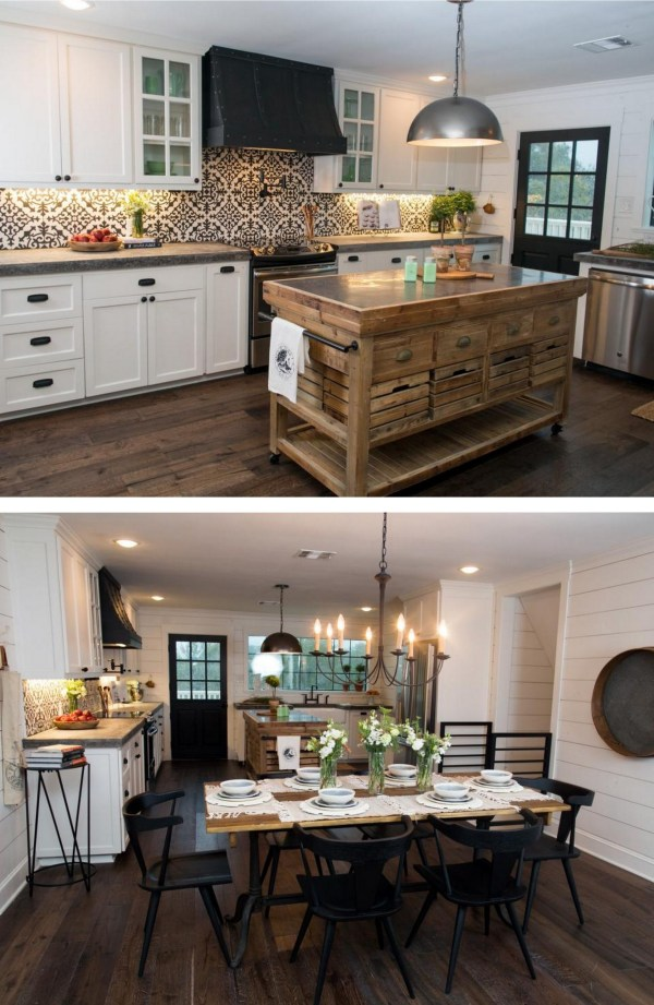 'fixer Upper' In Home - Jenna Burger