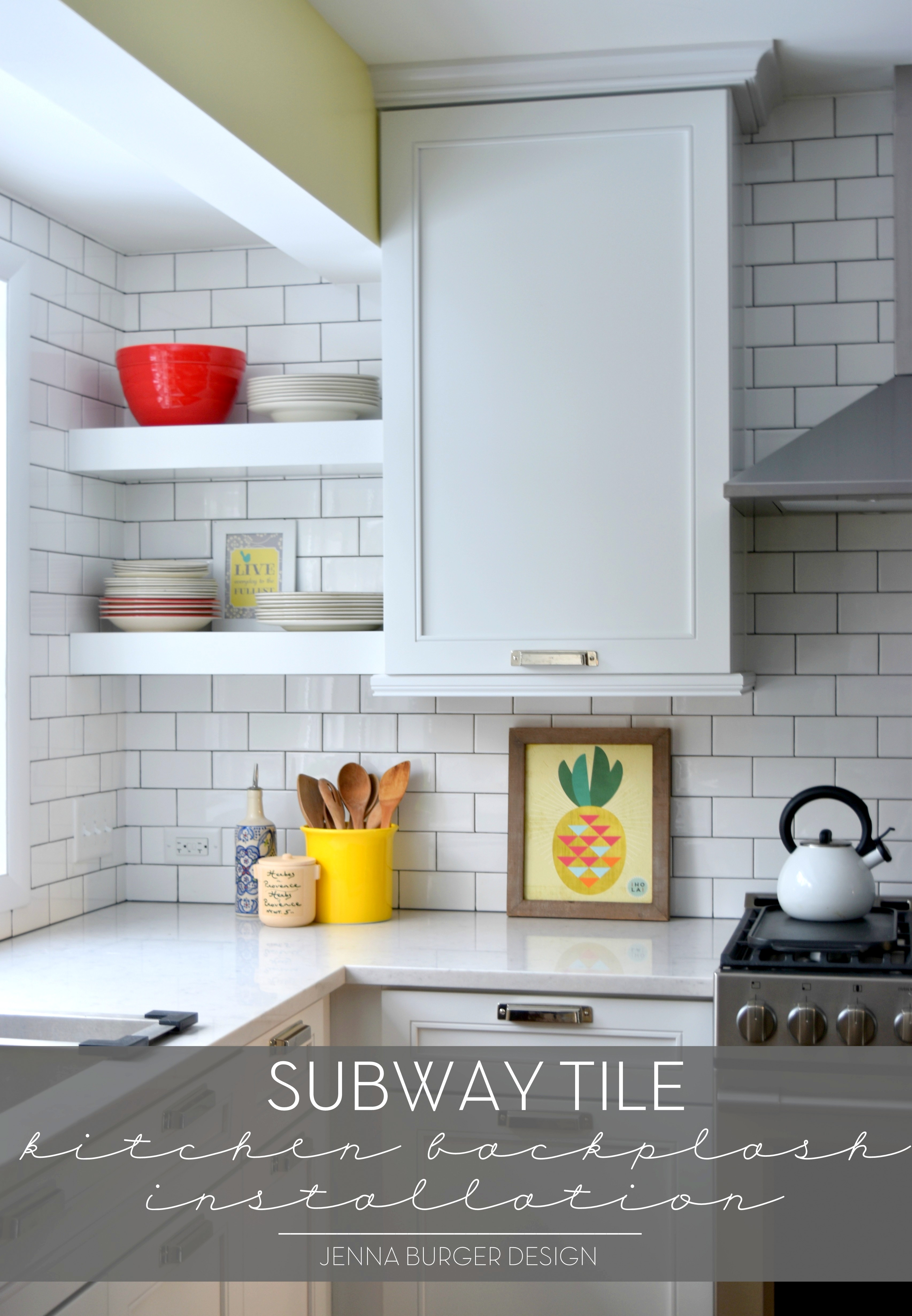 subway tiles in kitchen chairs for table tile backsplash installation jenna burger there are many styles colors how do you choose the right