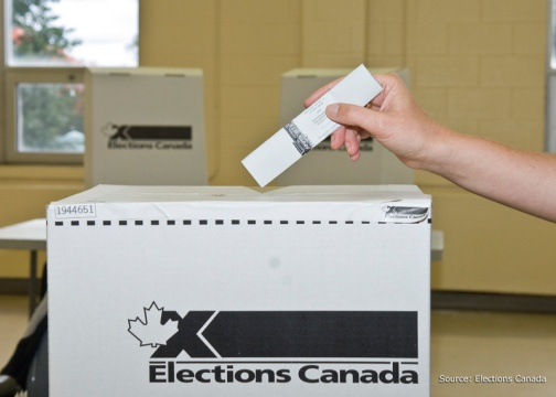 Courtesy of Elections Canada