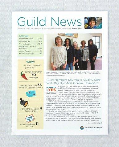 Seattle Children's Guild News