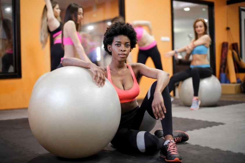 HOW TO IMPROVE YOUR FITNESS JOURNEY