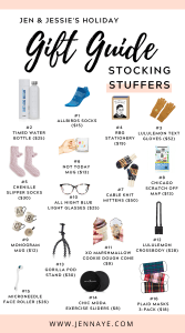 stocking stuffer ideas - 2020 holiday gift guide