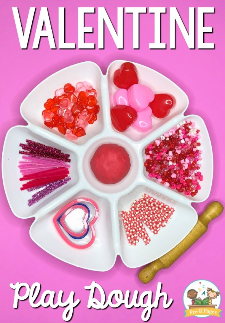 Toddler Activities Valentine's Day