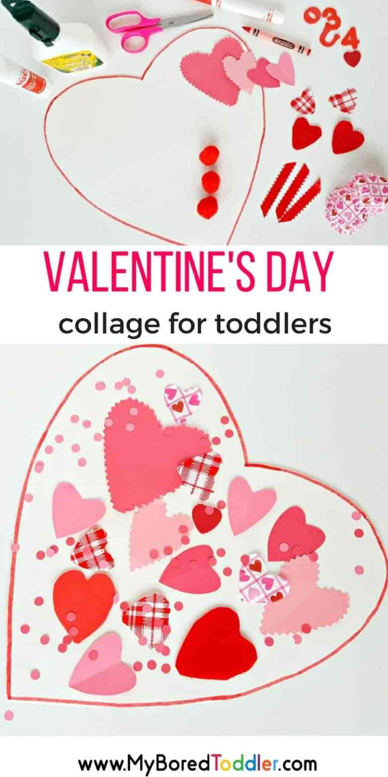 20 toddler valentine's day activities
