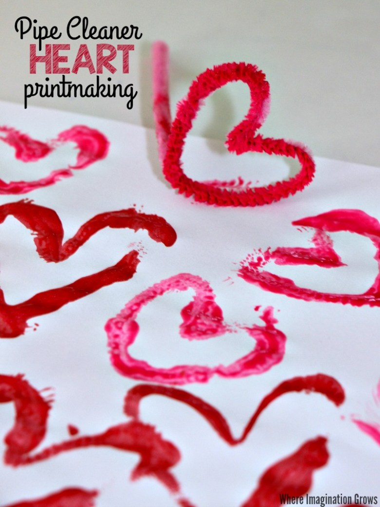 valentines day toddler activities