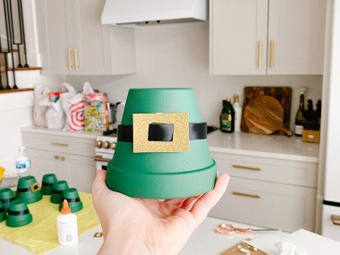 st. patricks day outdoor decor