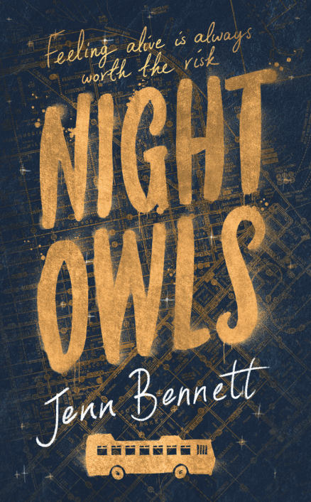 Image result for night owls jenn bennett