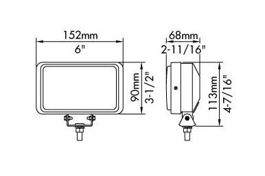 H3 Xenon Light Bulb H9 HID Light Bulb Wiring Diagram ~ Odicis