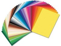 Rainbow Coloured Paper Kit