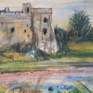 Carew Castle, Pembrokeshire