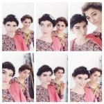 Model Selfie