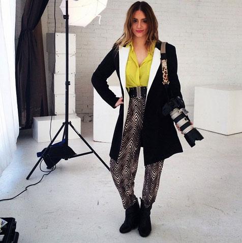 Fashion Photographer, Jennifer Avello