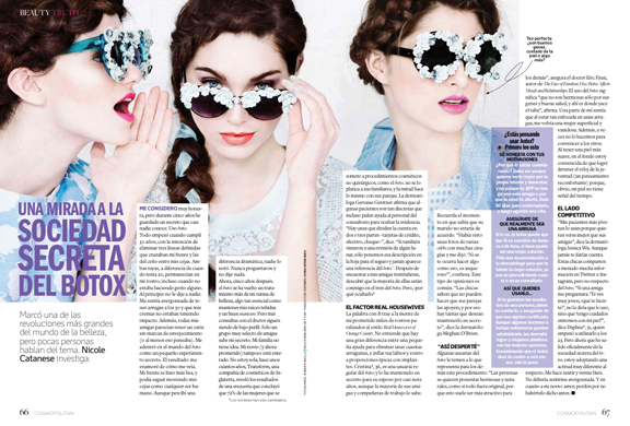 Editorial for Cosmopolitan Mexico