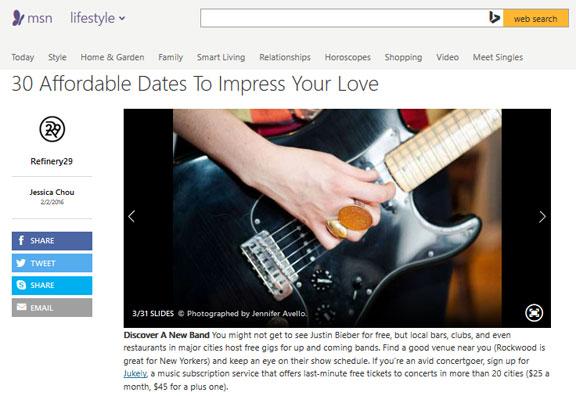 MSN.com Article