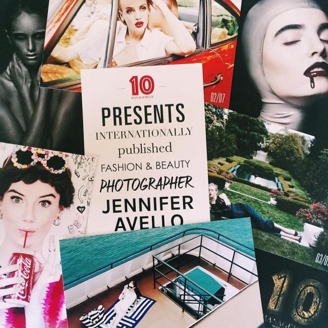 Jennifer Avello 10 MGMT Agency Promo