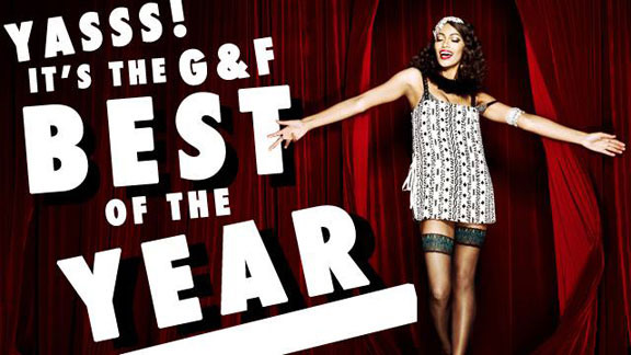 G&F Best of The Year