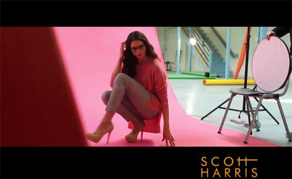 Behind The Scenes Scott Harris Ad Campaign Photo Shoot