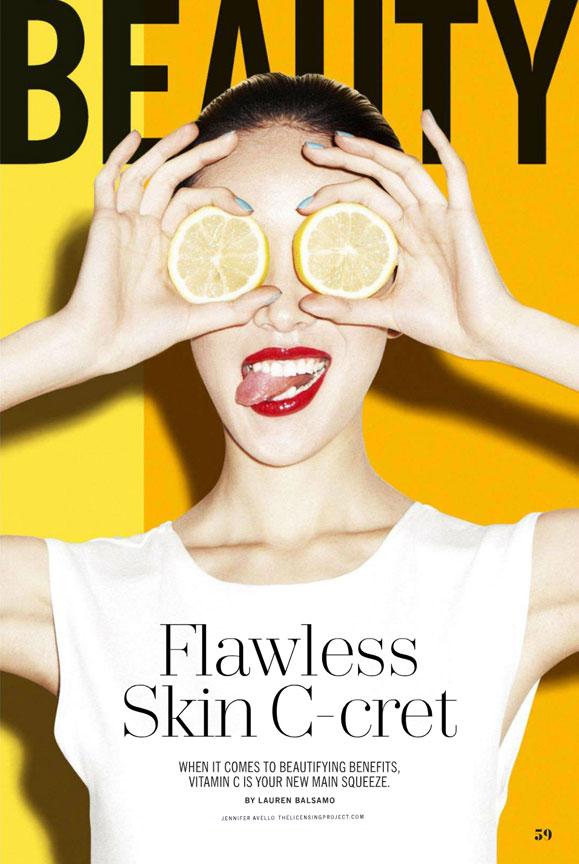 Flawless skin secret