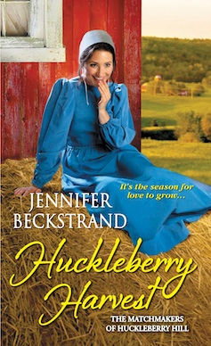 Huckleberry Harvest Cover