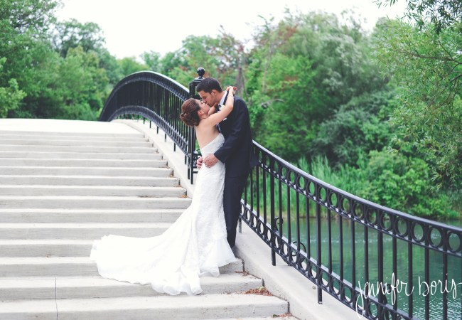 Cristina + Tony | Grosse Ile, MI Wedding Photographer