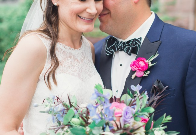 A Stunning Wedding at The Whitney | Mike & Lachelle