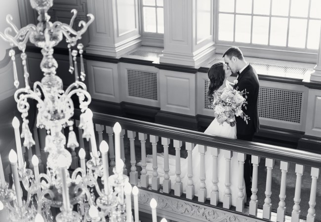 Classic Lovett Hall Wedding Photos | Laura & Curtis