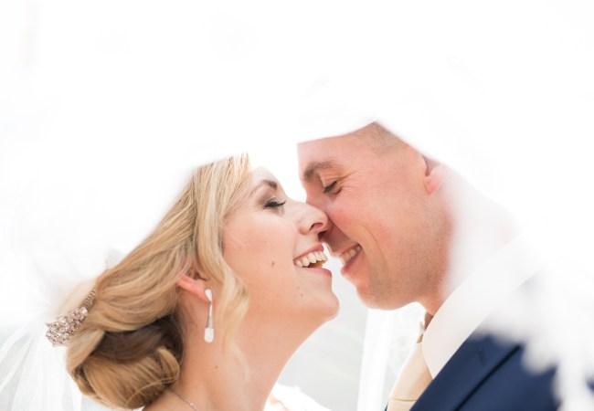 A Blush & Gold Meeting House Grand Ballroom Wedding   Tiffany & Tony