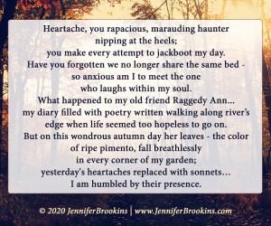 poetry by jennifer brookins