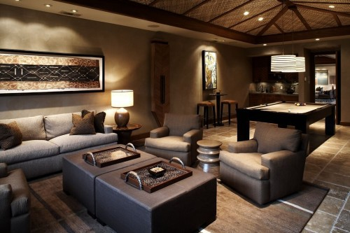 Designing The Recreation Room Of Your Dreams – Jennifer Brouwer