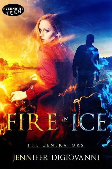 Fire in Ice Cover