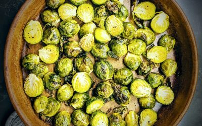 Roasted Brussels Sprouts (AIP, Keto, Paleo)
