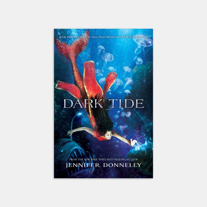 Dark Tide, Book Three of the Waterfire Saga