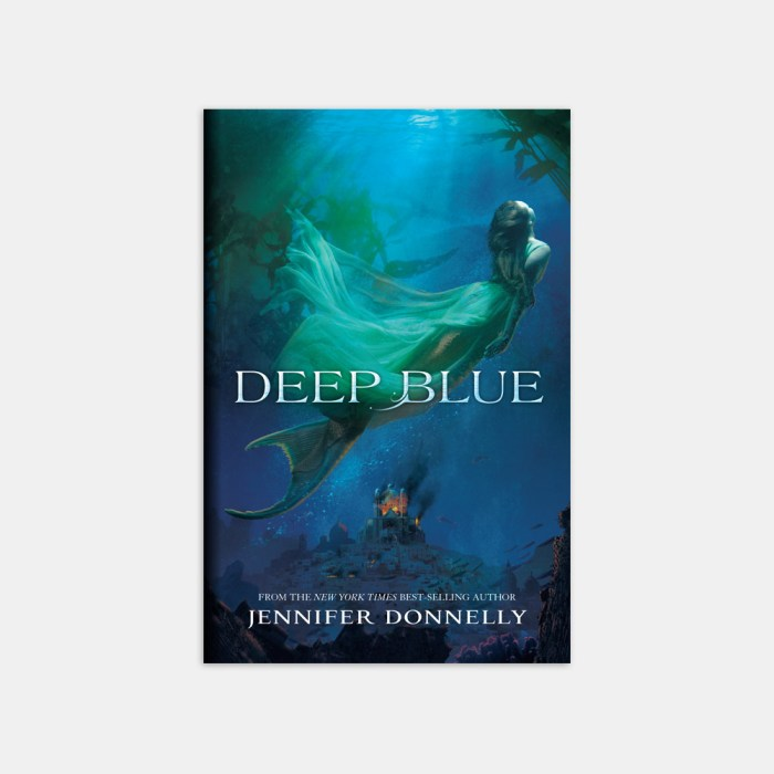 Deep Blue, Book One of The Waterfire Saga