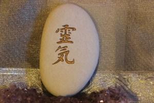 Reiki stone