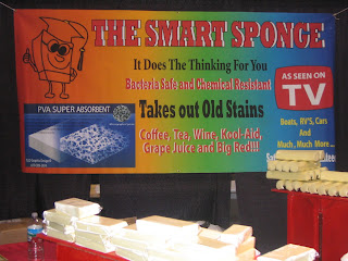 The Smart Sponge does the Thinking for You
