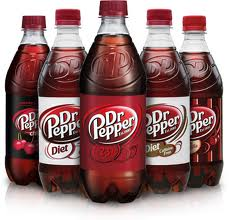 Mark the Hockey Skater liked Dr. Pepper