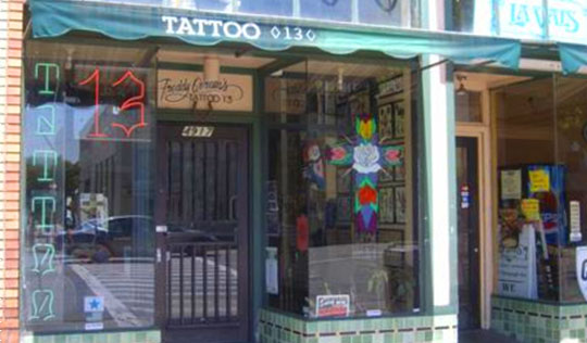 Tattoo 13 Oakland