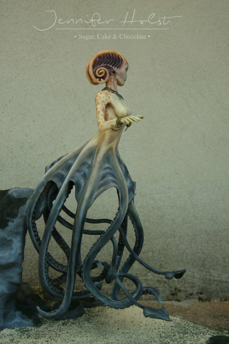 Octo Mermaid